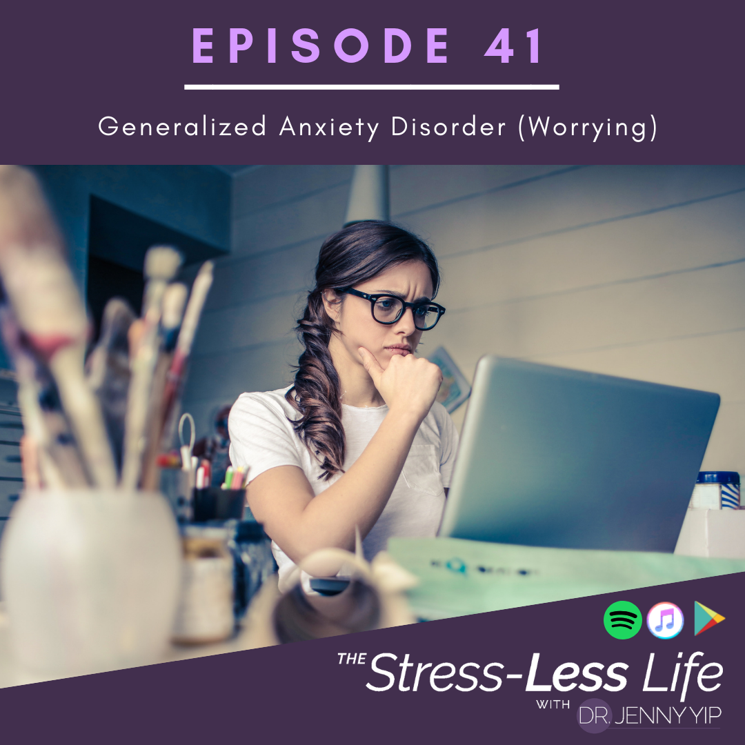 Episode 41, Generalized Anxiety Disorder (Worrying)